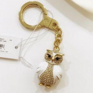 Kate Spade Bright Owl Key Fob
